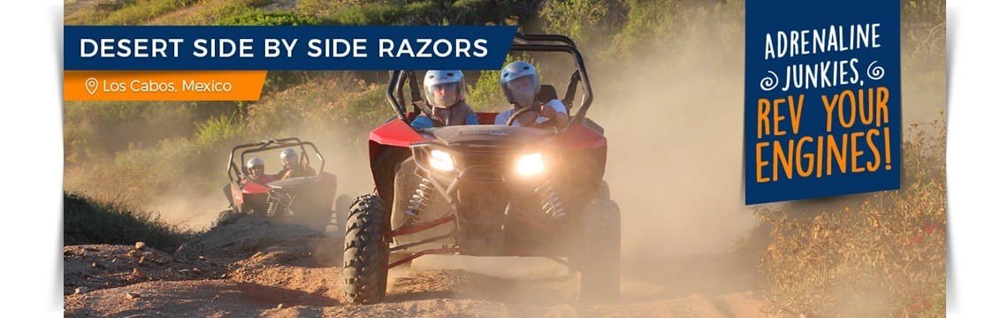 Cabo razer atv tour