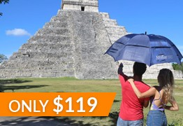 chichen itza deluxe playa del carmen family activities