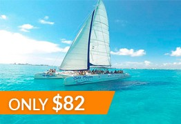 full day isla mujeres tour in cancun
