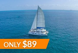 luxury sailing snorkeling playa del carmen family activities
