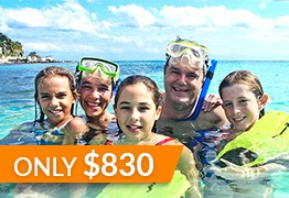 Dolphin Xtreme Private Tour Riviera Maya