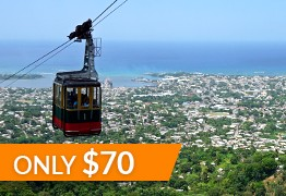 things to do puerto plata city tour cable car