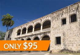 punta cana santo domingo tour