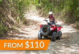 ATV huatulco tour