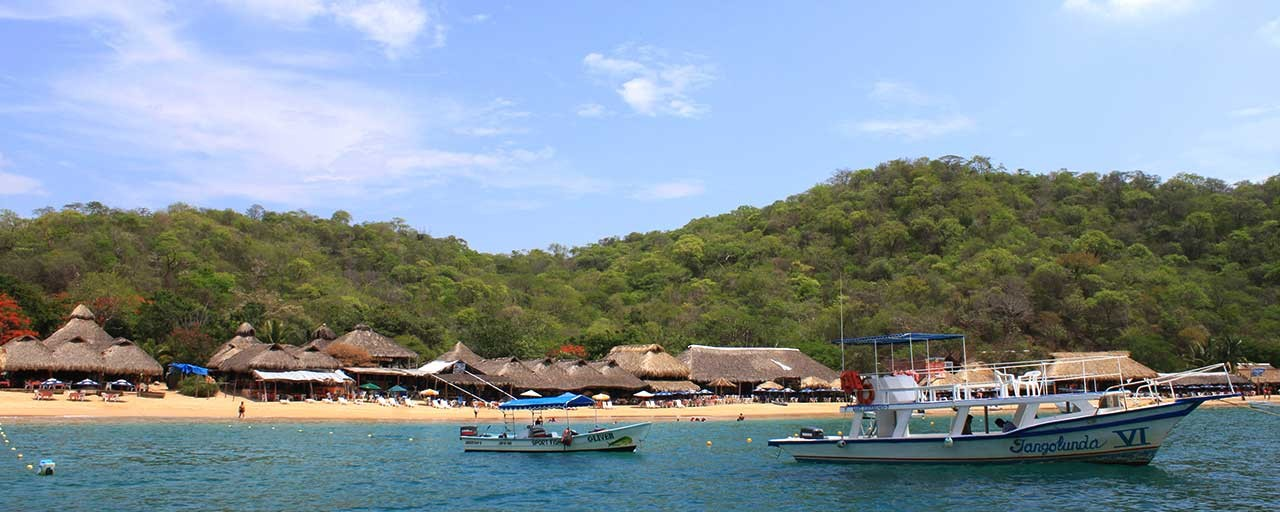 Water activities Huatulco