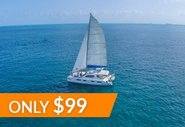 luxury sailing snorkeling playa del carmen water activities
