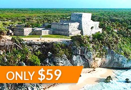 tulum half day things to do playa del carmen