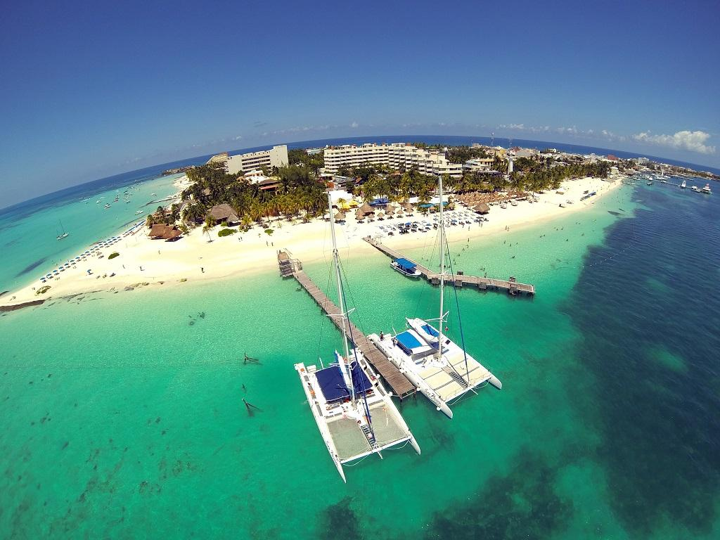 Isla Mujeres Day Tour from Cancun